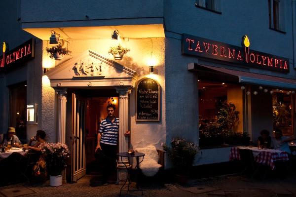 Taverna Olympia - Griechisches Restaurant Berlin Neukölln