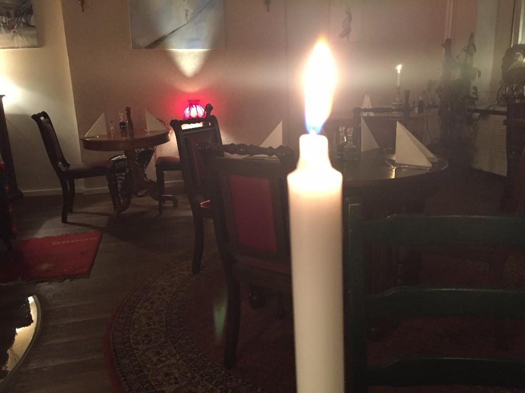 Taverna Olympia - Kaminzimmer
